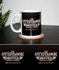 Overlook Hotel Mug - Inspired by The Shining