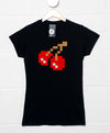 Gaming Women's T Shirt - Pac-Man Cherry