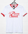 Pizza Planet Serving Your Star Cluster T Shirt