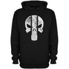 Superhero Inspired Fancy Dress Hoodie - Punish Skull