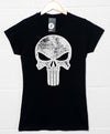 Punish Skull Women's T Shirt
