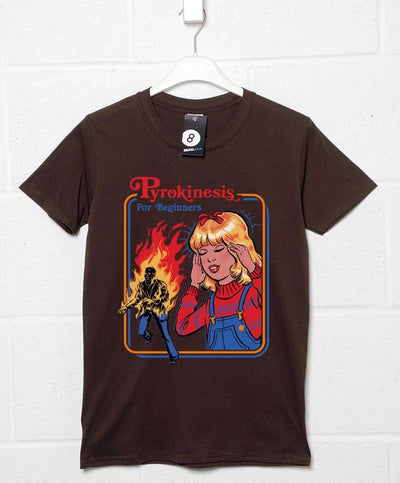 Pyrokinesis For Beginners T Shirt