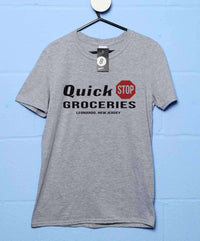 Inspired By Clerks T Shirt - Quick Stop Groceries