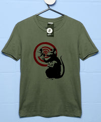 Banksy T Shirt - Radar Rat