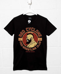 Red Cyclone Wrestling T-Shirt