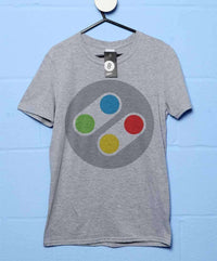 Inspired By Snes Men's T Shirt - Retro Controller