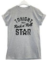 Rock n Roll Star - Lyric Quote T Shirt