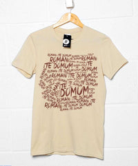 Inspired By Monty Python Men's T Shirt - Romani Ite Domum