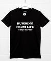 Running From Life T Shirt