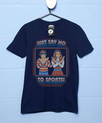 Official Steven Rhodes Say No To Sports T-Shirt