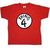 Sale Item - Cat In The Hat Kids T Shirt - Thing 4 - Age 9-11