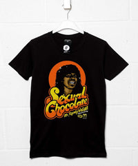 Inspired By Coming To America T Shirt - Sexual Chocolate