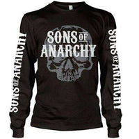 Sons Of Anarchy Longsleeve T Shirt - Motorcycle Club