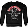 Sons Of Anarchy Mens Sweatshirt - Redwood Original Patch