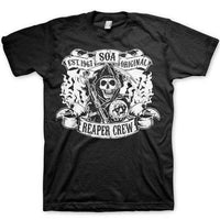 Sons Of Anarchy Men's T Shirt - Reaper Crew