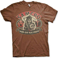 SAMCRO Men Of Mayhem T Shirt