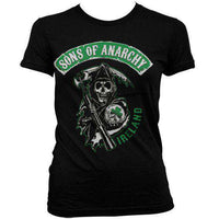 Sons Of Anarchy Women's T Shirt - Ireland Crew