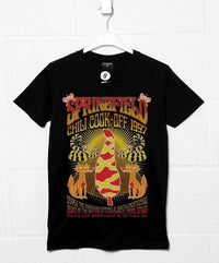 Springfield Chili Cook Off T Shirt