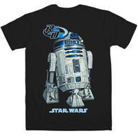 Star Wars - Big R2 T Shirt