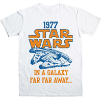 Star Wars -Far Away Falcon T Shirt