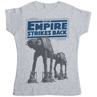 Star Wars Women's T Shirt - Awesome At-Ats
