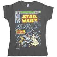 Star Wars Womens - Comic Book Wars T Shirt