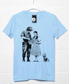 Banksy T Shirt - Stop And Search