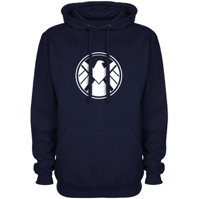 Superhero Inspired Fancy Dress Hoodie - Falcon Shield