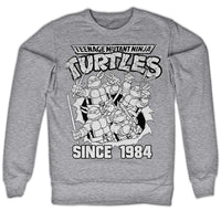 TMNT Since 1984 Sweatshirt - Teenage Mutant Ninja Turtles
