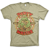 TMNT Michelangelo Party Master T Shirt - Teenage Mutant Ninja Turtles