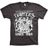 TMNT Since 1984 Mens T Shirt - Teenage Mutant Ninja Turtles
