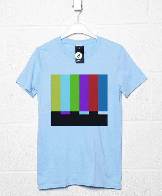 d8799a66 Inspired By Big Bang Theory- Sheldon's Test Pattern 2 T Shirt