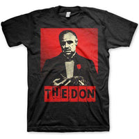 The Godfather Men's T Shirt - Halftone Don