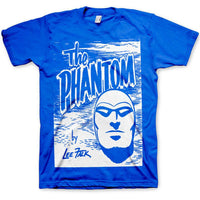 The Phantom Mens T Shirt - Lee Falk Sketch