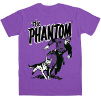 The Phantom T Shirt - Man's Best Friend