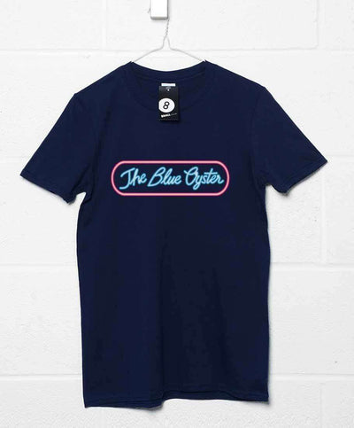 Inspired By Police Academy T Shirt - Blue Oyster