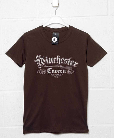 Shaun Of The Dead T Shirt - The Winchester