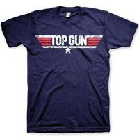 Top Gun T Shirt - Movie Logo