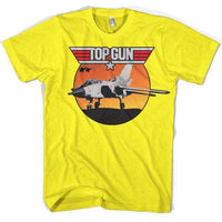 Top Gun T Shirt - Tomcat Sunset