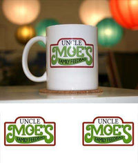 Uncle Moe's Family Feedbag Mug - Inspired by The Simpsons