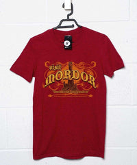 One Does Not Simply Visit Mordor T Shirt - Inspired by Lord of the Rings