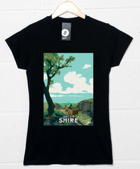 Visit The Shire Mens & Womens T-Shirt