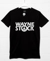 Inspired By Waynes World T Shirt - Waynestock