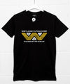 Weyland Yutani Corporation Building Better Worlds T Shirt