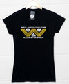 Weyland Yutani Building Better Worlds Womens T Shirt