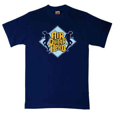 Air Guitar Hero T Shirt - 8Ball