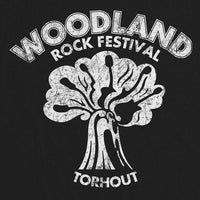 As Worn By Joan Jett T Shirt - Woodland Rock Festival - 8Ball