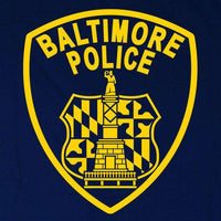 Baltimore Police T Shirt - 8Ball
