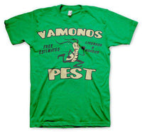 Breaking Bad T Shirt - Vamonos Pest Control