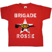 Brigade Rossee Kids T Shirt (As Worn By Joe Strummer)
